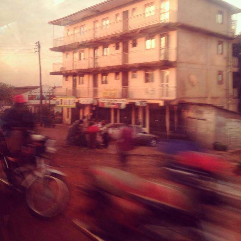 Kampala sunrise
