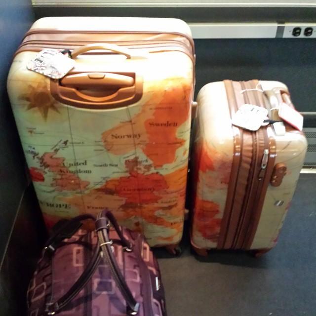 Eurocentric baggage