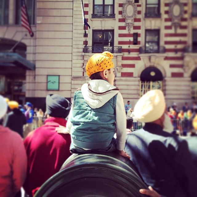 sikh day parade 2015