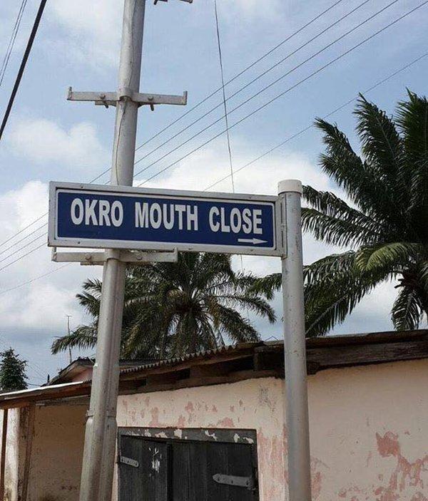 okro mouth close